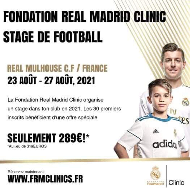 un stage de foot de la ????????? ???? ?????? à Mulhouse cet été