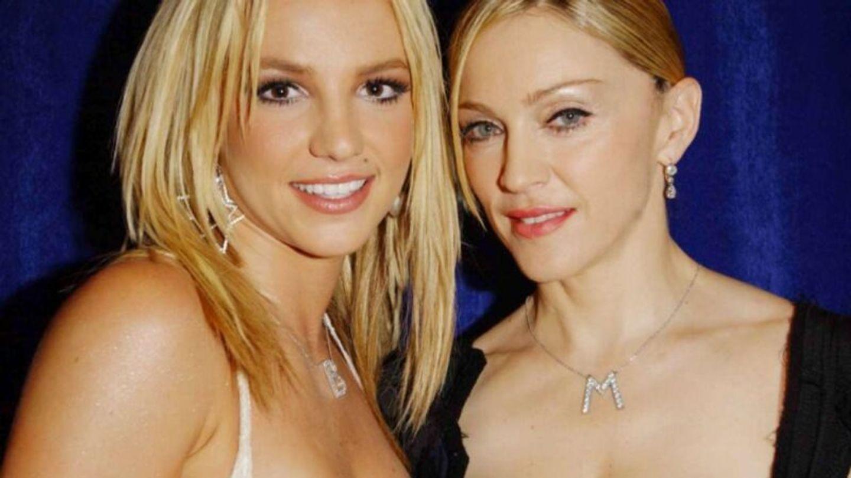 Madonna apporte son soutien à Britney Spears