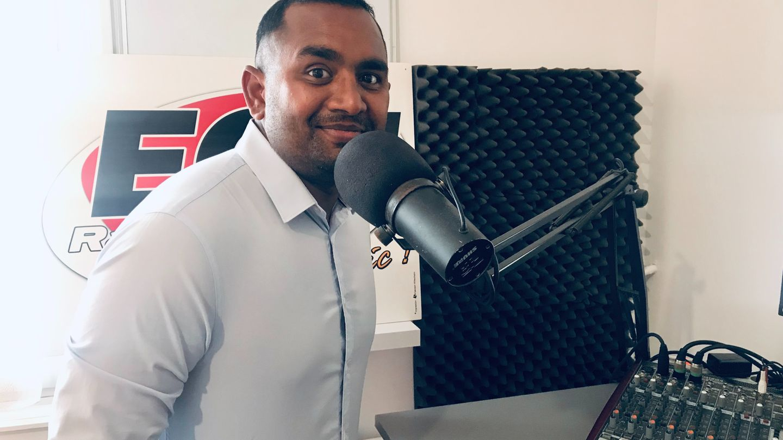 Irwin 12h - 14h sur Radio ECN