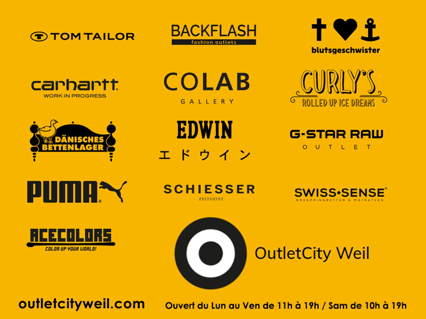 Outlet City Weil