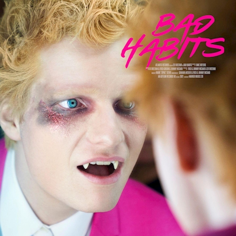 "Ed Sheeran annonce ""Bad Habits"" le 25 juin !"