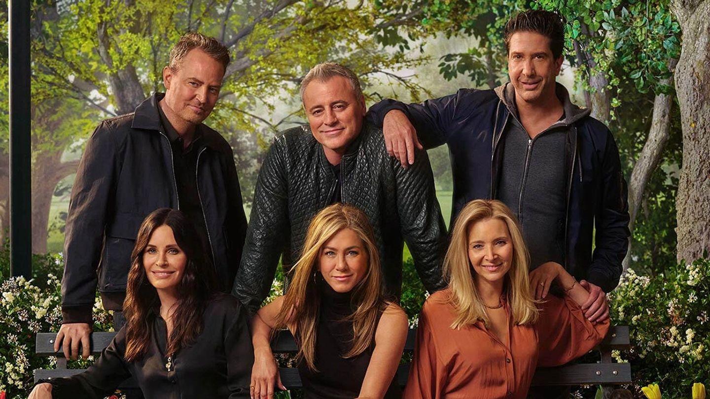 """""""Friends: the reunion"""" sera diffusé en France sur Salto et TF1"""
