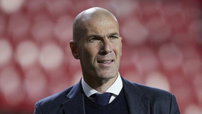 « Viens ici sans les caméras » : Zinédine Zidane perd son sang-froid face à un journaliste (vidéo)