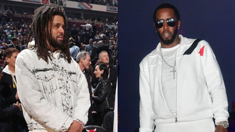 J.Cole revient sur la rumeur de sa bagarre avec Diddy