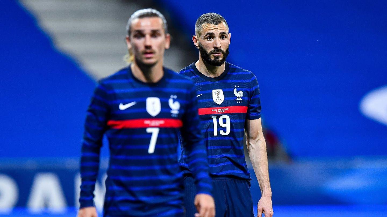 Antoine Griezmann mécontent du Retour de Karim Benzema