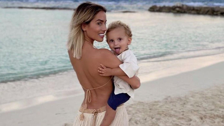 Manon Tanti : Sa vidéo d'anniversaire pour les trois ans de son fils fait pleurer la toile [VIDEOS]