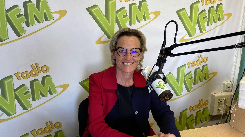 Mélanie Boulanger - Invitée De La Semaine Sur RadioVFM