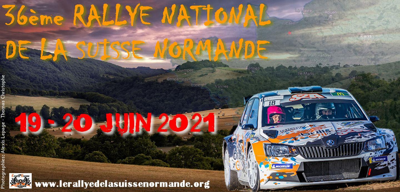 Rallye Suisse Normande