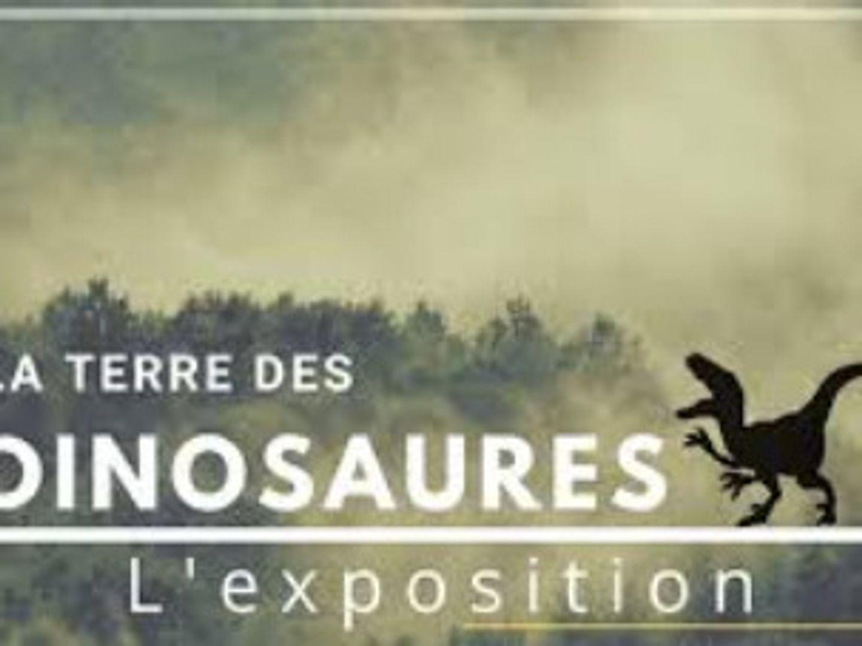 EXPOSITION : LA TERRE DES DINOSAURES- Vire