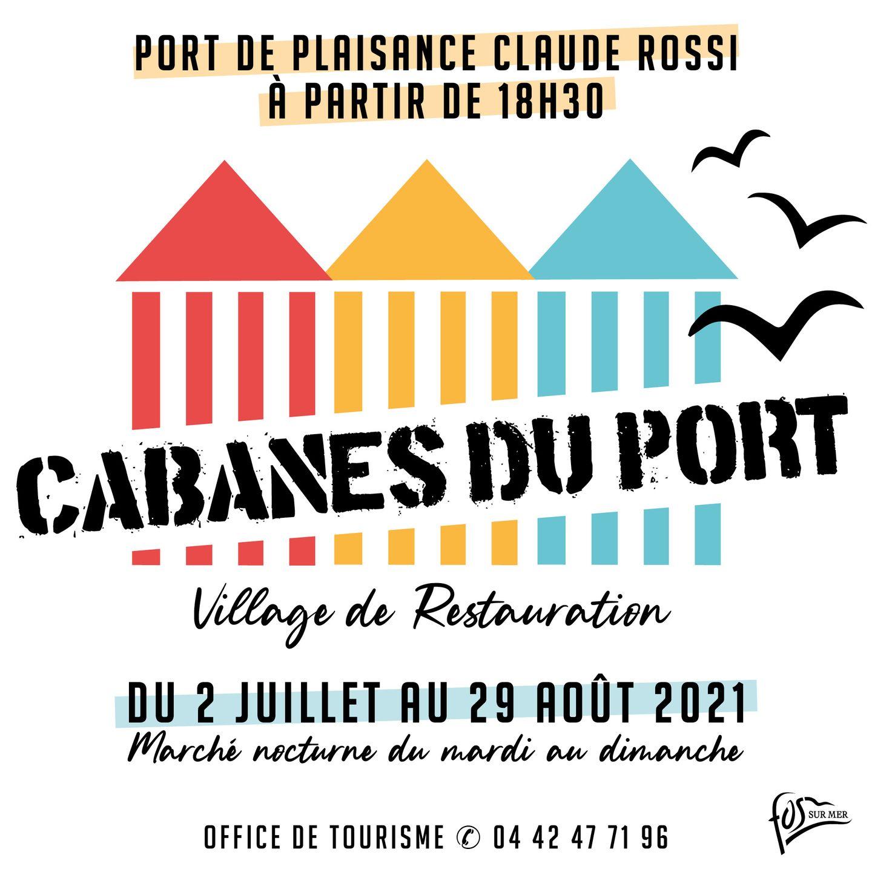 [ CULTURE/LOISIR ] Fos-sur-Mer: Venez découvrir les cabanes du Port dès ce weekend