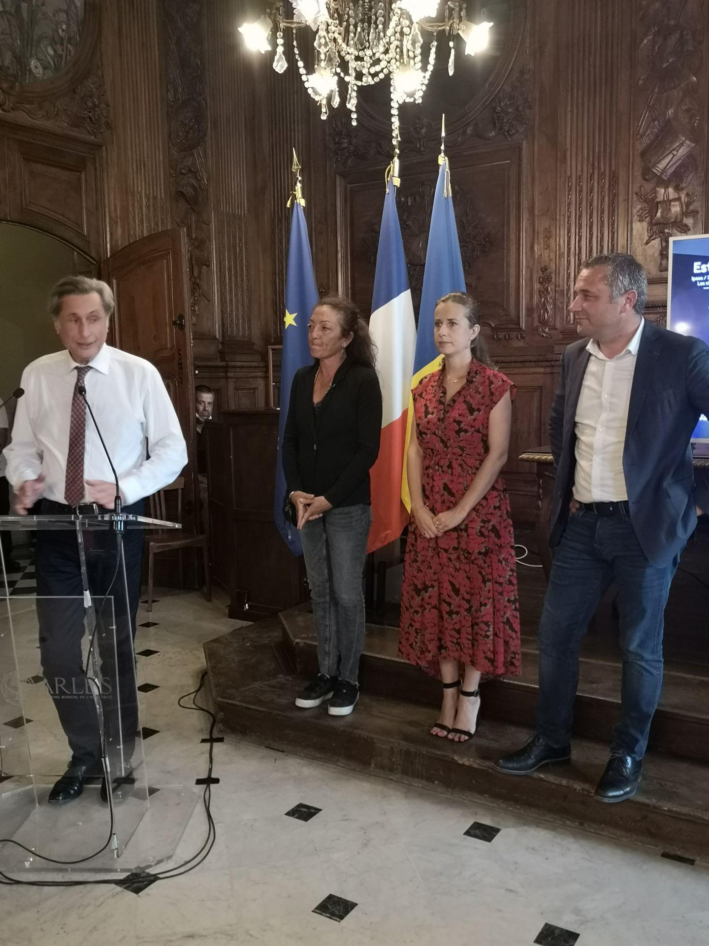 [ ELECTIONS DEPARTEMENTALES ] Canton d'Arles: Victoire haut la main pour le binome Alvarez-Graillon