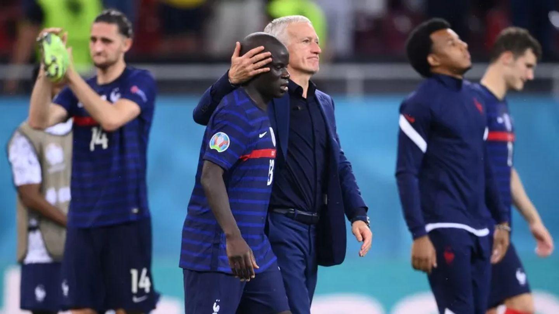 [ SPORT ] Football/EURO2021: Fin du game pour les bleus
