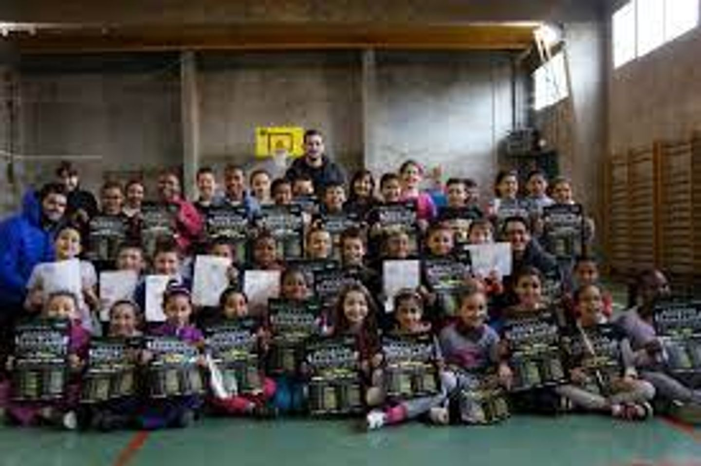 [ SPORT ] Nîmes: La Green Team à la rencontre des élèves