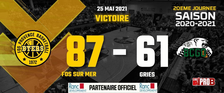[ SPORT ] Basketball PROB: Direction la Jeep Elite pour le Fos Provence Basket