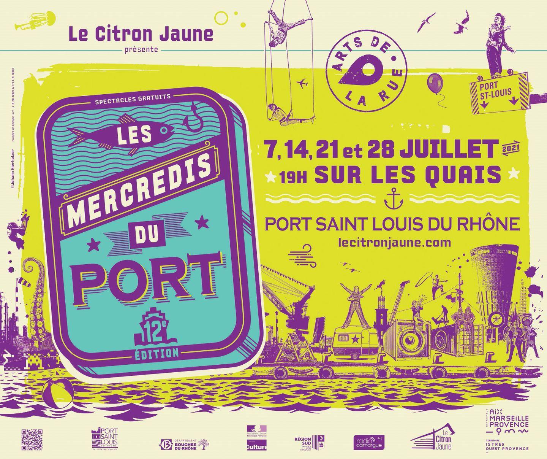 [ CULTURE/LOISIR ] Port-St-Louis: Les Mercredis du Port font leur grand retour mercredi 7 juillet