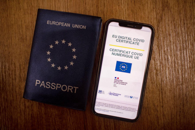 [ SANTE ] France: Le pass sanitaire européen entre en vigueur dès aujourd'hui