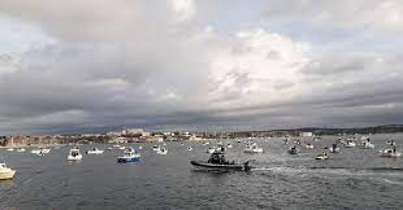 [ SOCIETE ] Port-de-Bouc: Blocage maintenu par les pêcheurs du Golfe