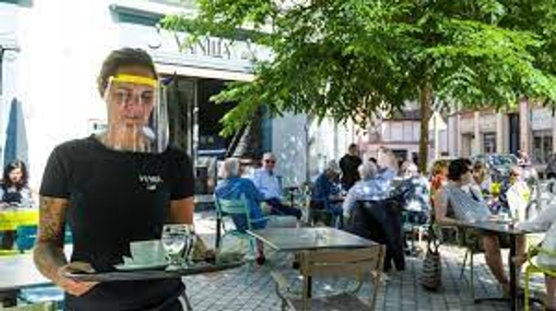 L'ouverture des restaurants.