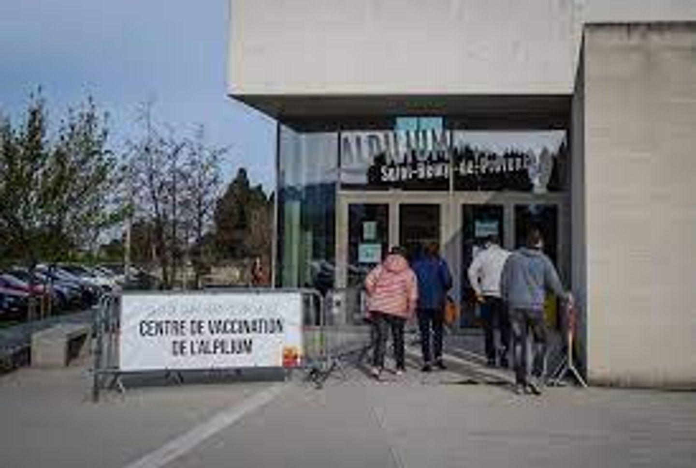 La Vaccination à Arles,  les rendez-vous partent encore très vite.