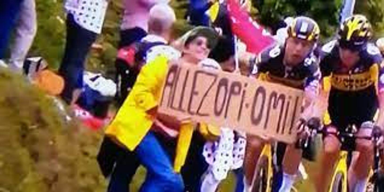 [ SPORT ] Cyclisme/Tour de France: Fin de la polémique autour de chute des coureurs