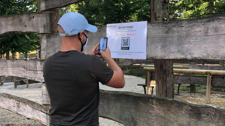 Pass Sanitaire : Les difficultés rencontrées par les parcs...