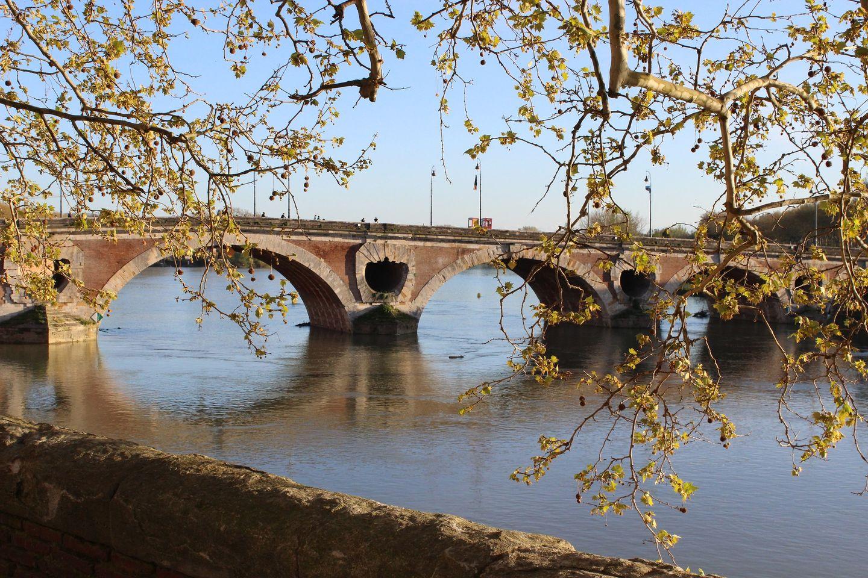 Pont sur la Garonne