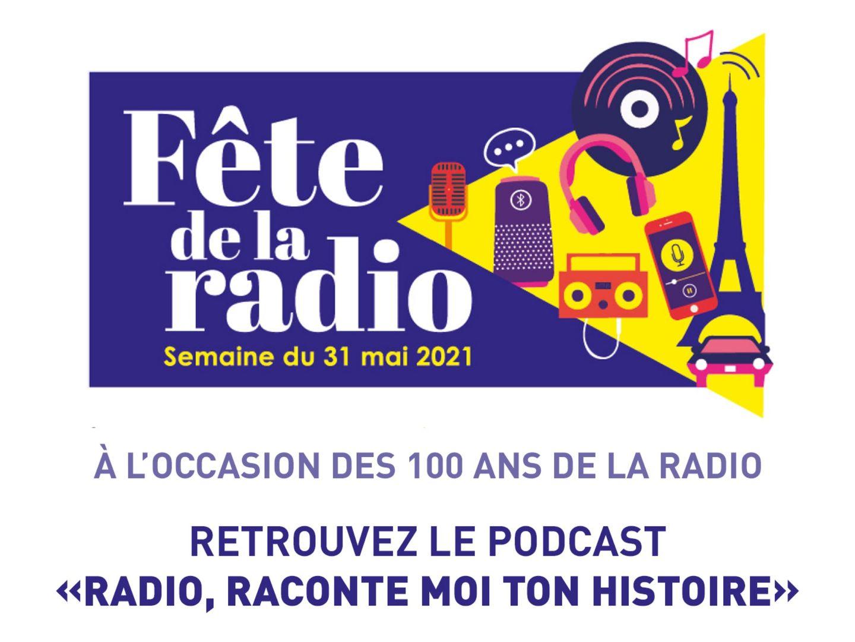 Podcast Fête de la Radio