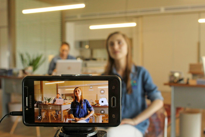 Vidéo smartphone