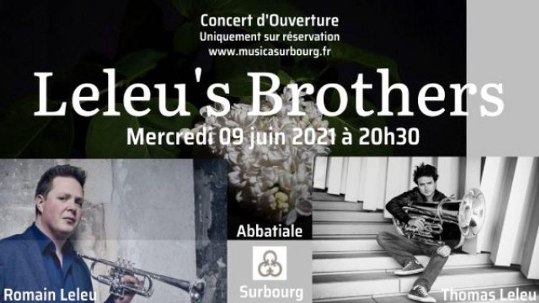 Leleu's Brothers Concert