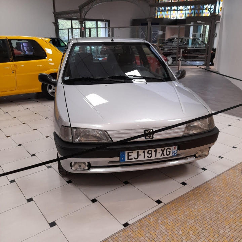 Musée Aventure Peugeot Sochaux voiture