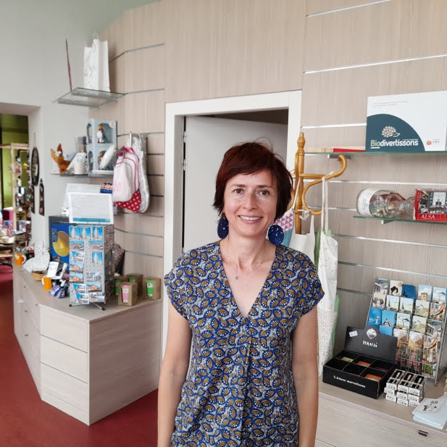 Nathalie BIRLING directrice office tourisme Mulhouse