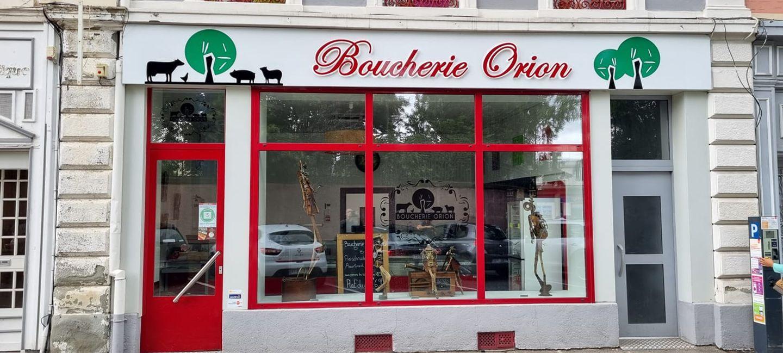 Boucherie Orion Perraudin Mulhouse
