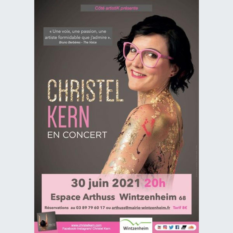 Concert Christel Kern