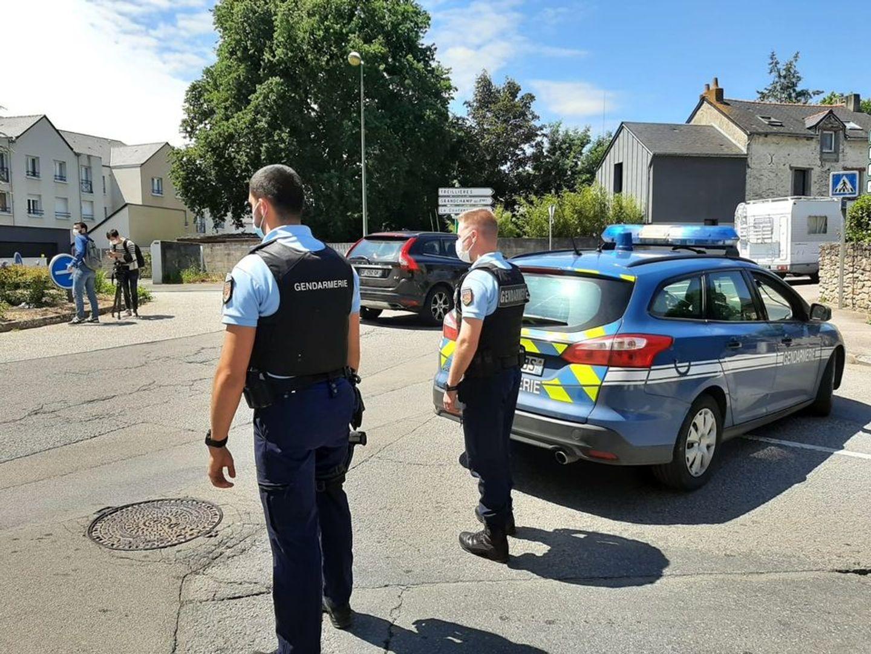 Gendarmerie 44 - La Chapelle s/ erdre