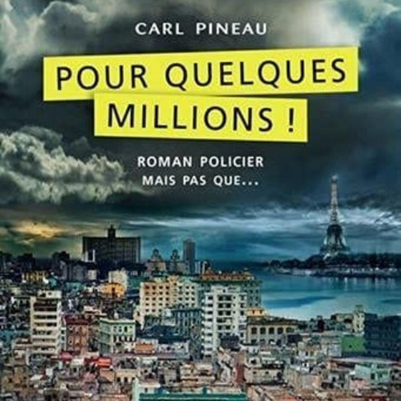Carl Pineau, auteur nantais