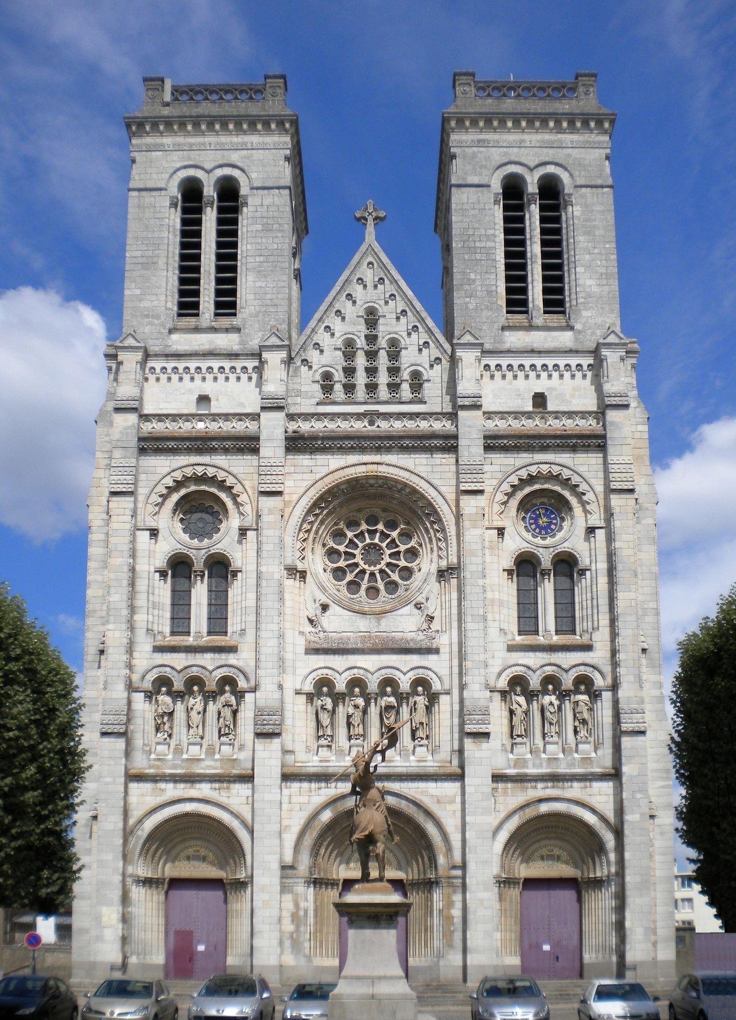 Eglise St Donatien Nantes