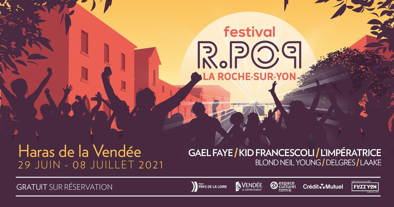 Le festival R-Pop 2021