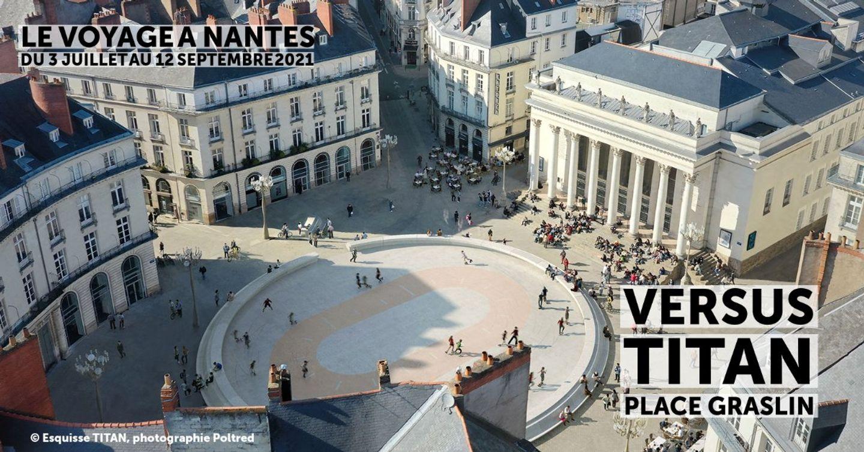 VAN - place Graslin de Nantes