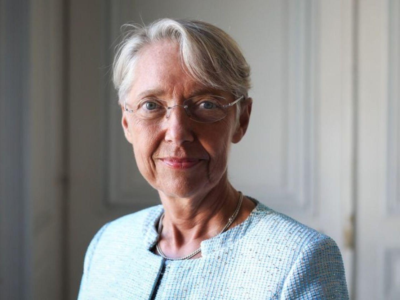 Télétravail, Un jeune une solution : la ministre Elisabeth Borne...