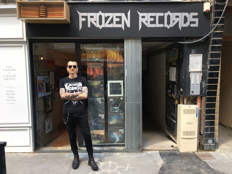 Hellfest - Frozen Records