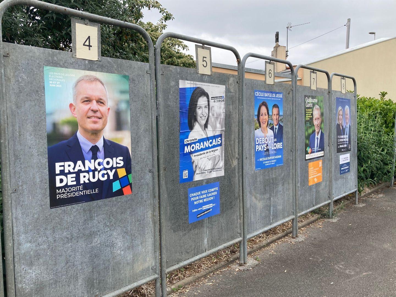 Panneaux électoraux PDL