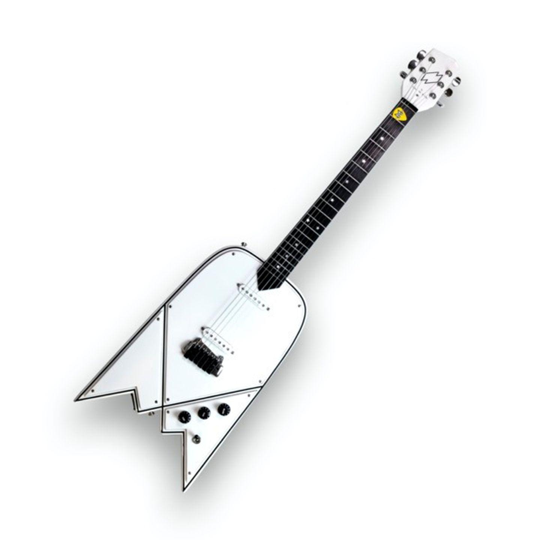 Un rennais a gagné la guitare de ...