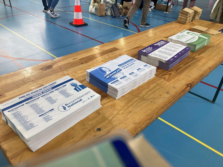 Bureaux de vote PDL