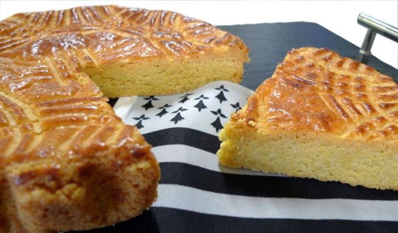 Gâteau breton.