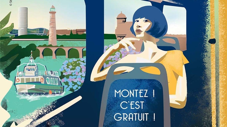 Semaine Européenne de la mobilité sur le pays de Lorient.