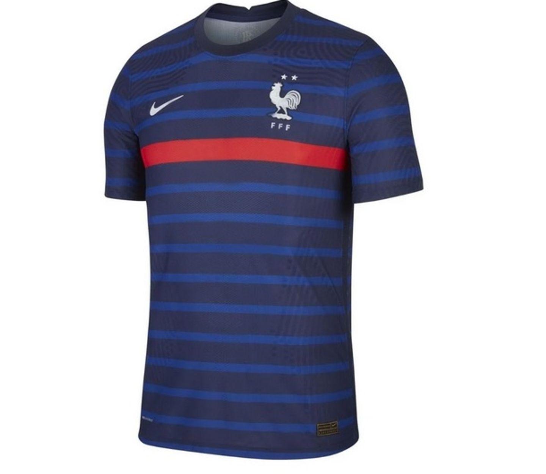 maillot de l'équipe de france de football