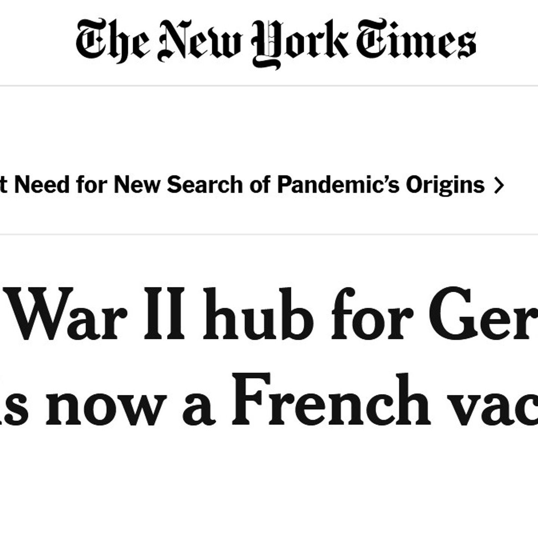 Pourquoi parle-t-on de Lorient dans le New York Times