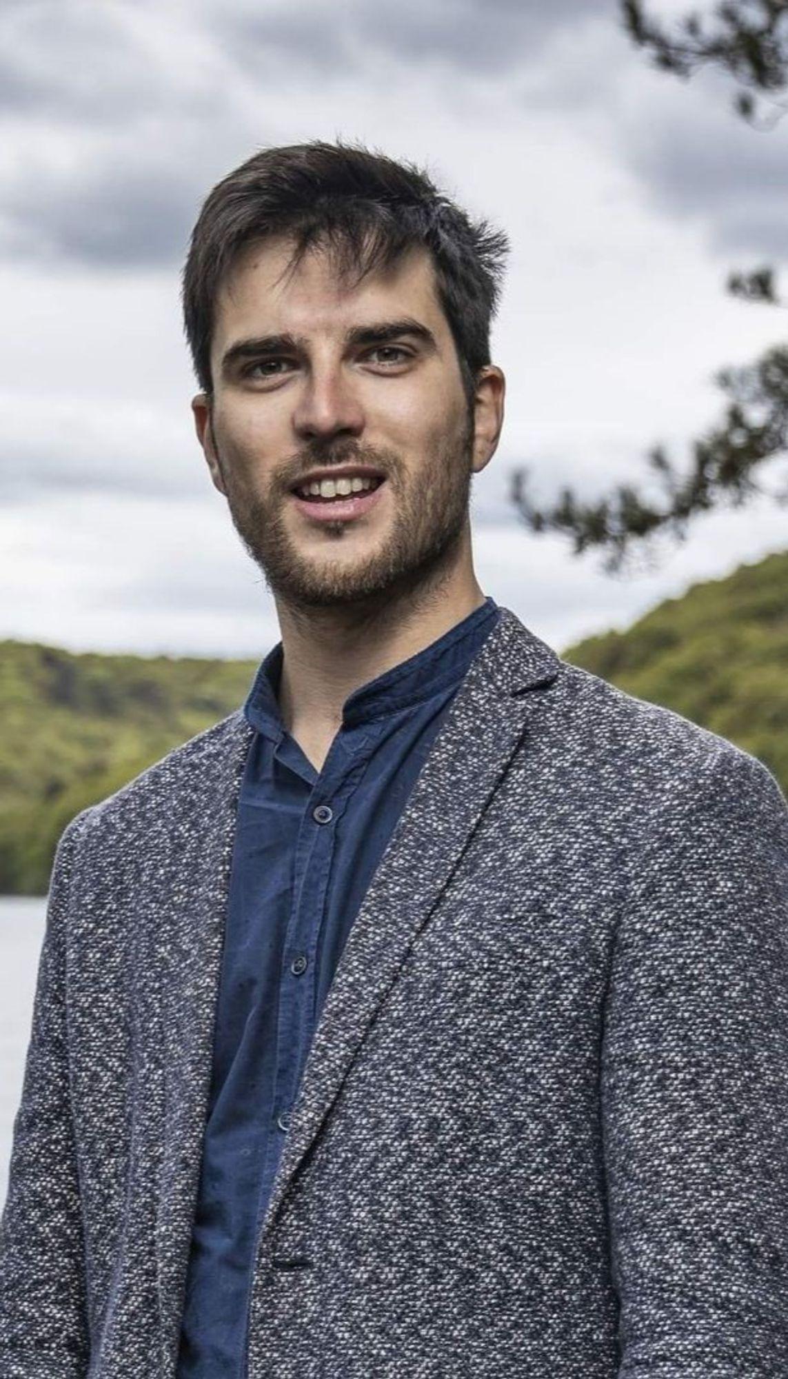 Pierre-Yves Cadalen, candidat La France Insoumise en Bretagne