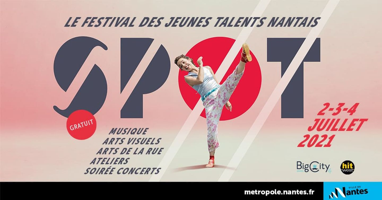 Festival SPOT de Nantes 2021