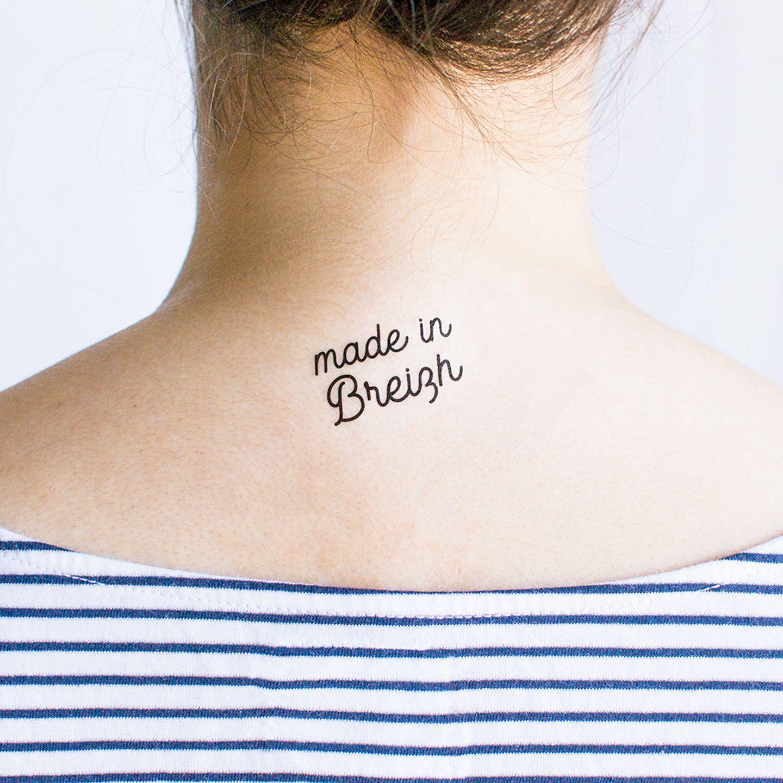 Si vous avez un tatouage breton, le musée de la Bretagne a besoin de vous !